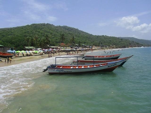praia higuerote venezuela