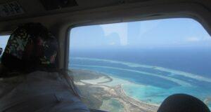 vista-voo-los-roques-caribe