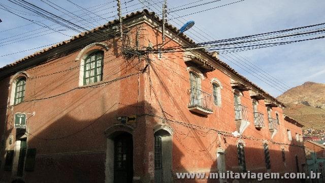 A cidade boliviana é Patrimônio da Humanidade pela Unesco