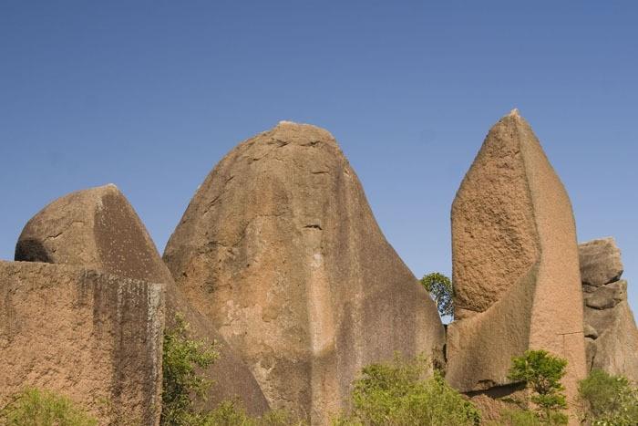As Pedra da Águia e Pedra da Agulha fazem parte da paisagem do Pico das Cabras, o ponto mais alto de Campinas