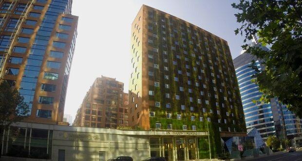 As melhores opções de hotéis em Santiago, Chile.