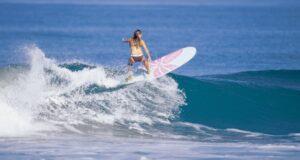 onde aprender surfar brasil