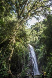 A Cachoeira do Meu Deus é apontada como a mais bonita cachoeira de SP