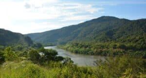 A bela região do Petar foi protegida por comunidades tradicionais