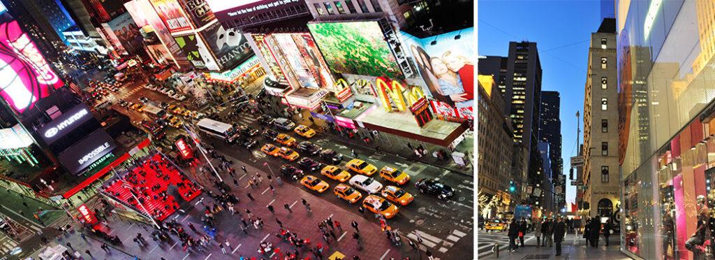 Nova York, cenário de vários filmes, inspira cineastas como Spike Lee e ood Allen