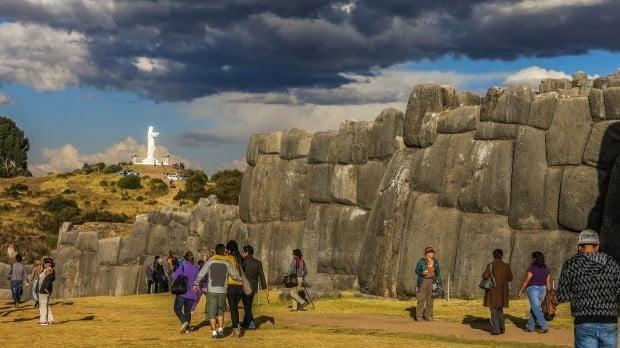 que fazer cusco ruinas civilizacao inca perto de cuzco foto