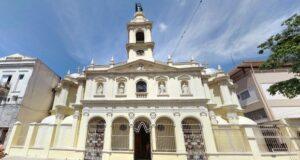 Igreja e festa da Querupita 2016