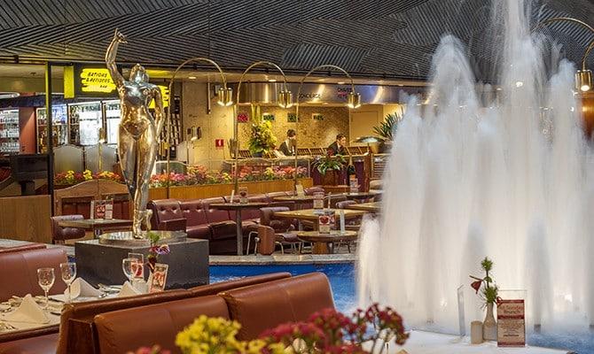 Maksoud Plaza, um dos melhores hotéis de São Paulo - foto: Divulgação