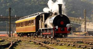 Viagens de trem em SP