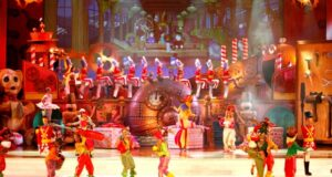 Gramado é palco do Natal Luz, com uma vasta e colorida programação no final do ano - foto: divulgação