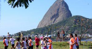 O cenário do Rio de Janeiro é um incentivo para viajar e correr em 2016 - foto: Divulgação