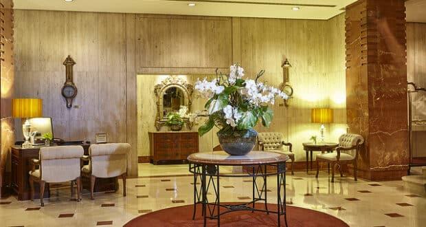 O L'Hotel Porto Bay São Paulo tem decoração elegante e luxuosa - foto: Divulgação