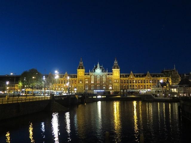 Dicas Amsterdam à noite