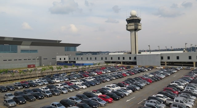 Estacionamento - Terminal 3