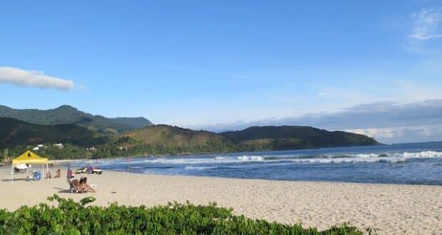 Melhores praias de SP