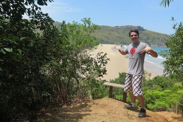 O Bonete é a praia mais bonita de Ilhabela. Preserve!