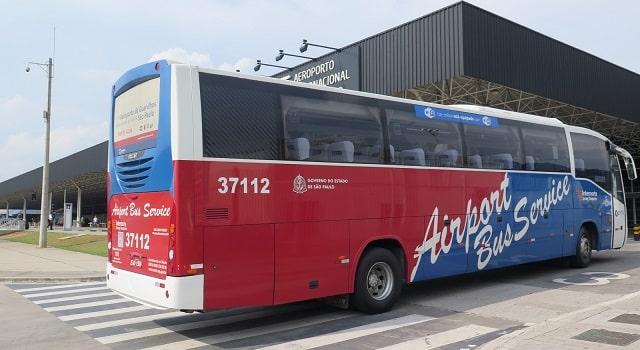 Ônibus para Guarulhos