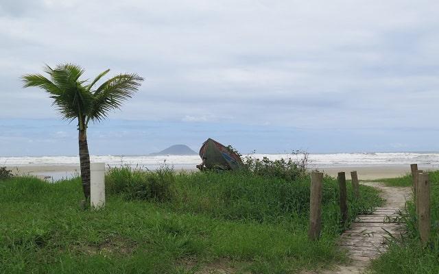 Praia de Boraceia - Bertioga-sp