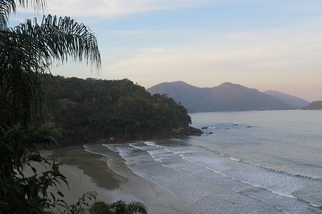 Praia Brava - Ubatuba-SP