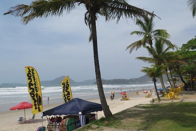 Praia Grande, Ubatuba