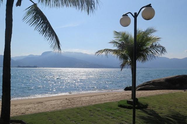 Praia de Itaquanduba - Iilhabela