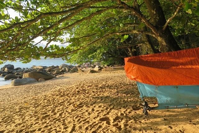 Praia do Julião - Ilhabela