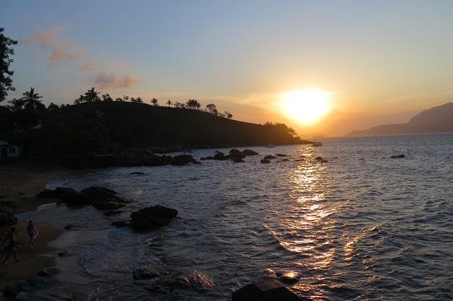 Praia do Portinho - Ilhabela
