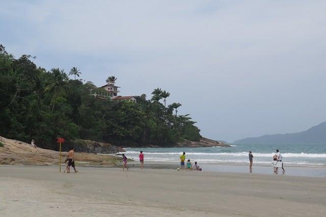 Praia Ubatuba