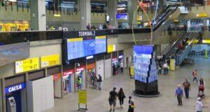Terminal 2 - Aeroporto SP