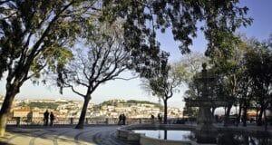 Castelo, em Portugal