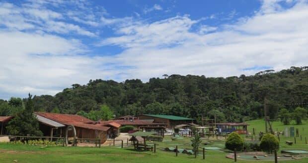 Tarundu - parque e hotel fazenda com mais de 30 atividades