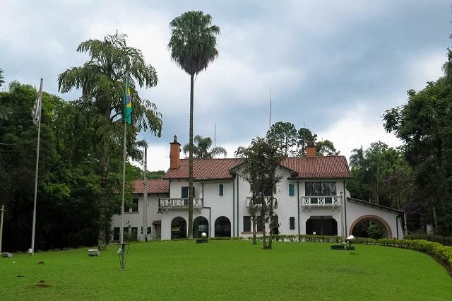 Palácio de verão do Governo de SP