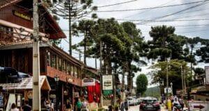 Na Monte Verde, há bons restaurantes e lojinhas, entre outras coisas para fazer