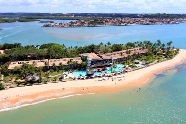 O Arraial Eco Resort é uma das melhores opções de hotéis 5 estrelas - Divulgação