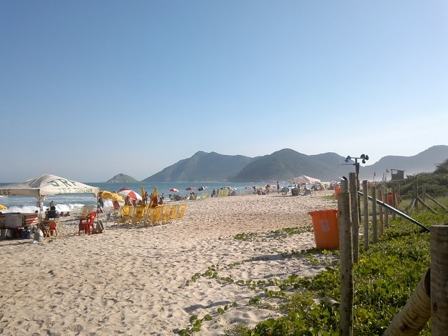 Algumas das melhores praias do Rio de Janeiro