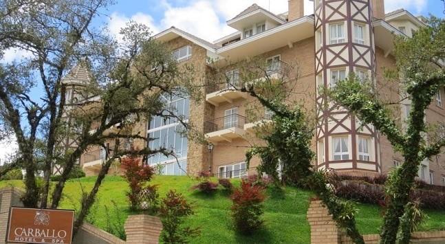 O Hotel Carballo é dica de hotel romântico para viagem a dois.