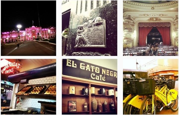 Fotos de Buenos Aires - Instagram @muitaviagem