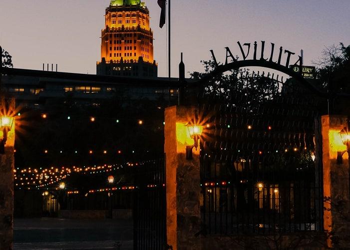 O histórico bairro de La Villita, em San Antonio - Texas.