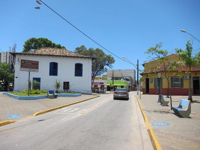 Itahaém, no litoral de SP