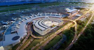 Novo terminal 2 do aeroporto internacional do Rio de Janeiro (Galeão/GIG)