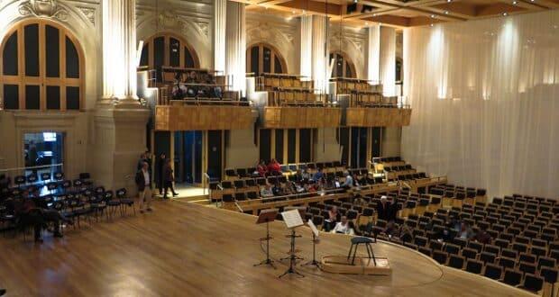 A Sala São Paulo é uma das 10 melhores salas de concertos do mundo
