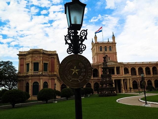Palácio de los Lopez, o Palácio de Gobierno