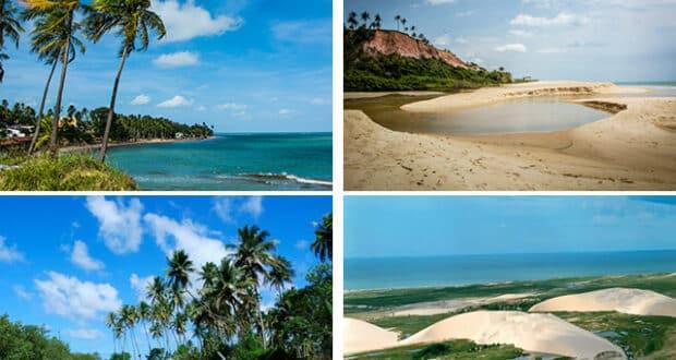 Melhores praias do Nordeste: Qual você mais gosta?