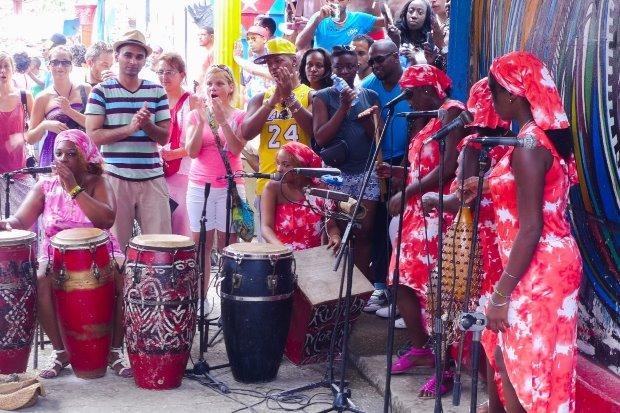 A musicalidade cubana é notável