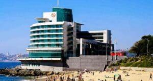 Hotel Sheraton, entre Valparaíso e Viña del Mar | Foto: Turistik