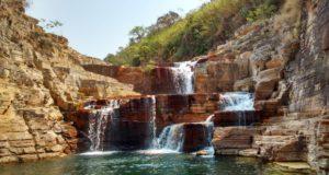 As cachoeiras da região de Capitólio e da Serra da Canastra estão entre as atrações do interior de Minas