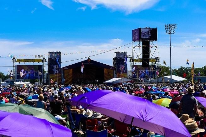 O Festival de Jazz de New Orleans | Fotos: Muita Viagem