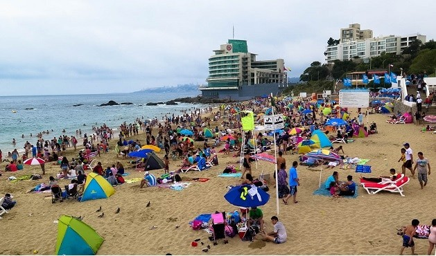É uma praia indicada para crianças