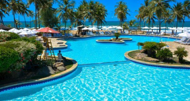 Resort Sauípe Premium, um dos 5 estrelas mais sofisticados da região de resorts - Divulgação