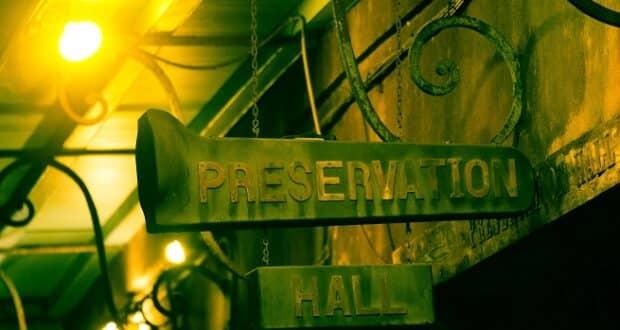 Preservation Hall - New Orleans   Fotos: Muita Viagem